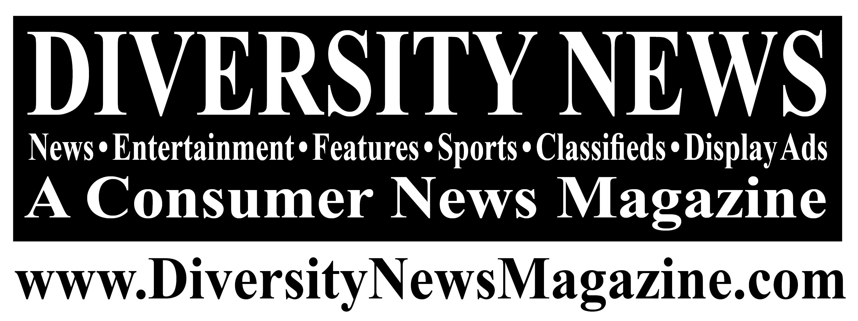 DIVERSITY NEWS MAGAZINE Logo